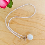 Free the Spirit, Growth, Intuition - Spark of Magic Opalite Necklace