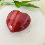 Daily Dose of Love by Helena - Red Jasper Meditation Heart