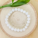 Intuition & Emotional Vision - Moonstone 8mm Beaded Bracelet