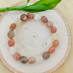 Intuition & Emotional Vision - Moonstone Tumbled Gemstone Bracelet