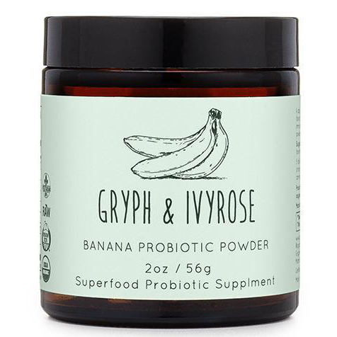 Banana Probiotic<br>Powder