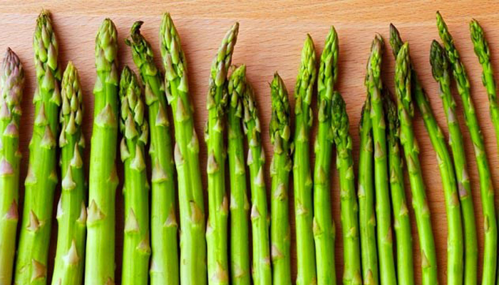 Asparagus – Who knew?