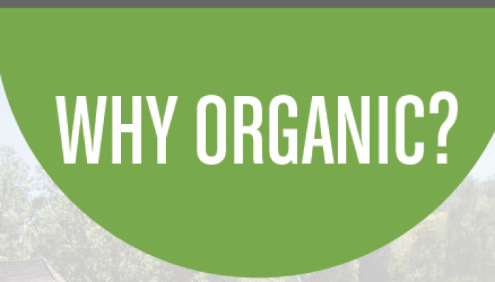 Why Organic and Ecological?