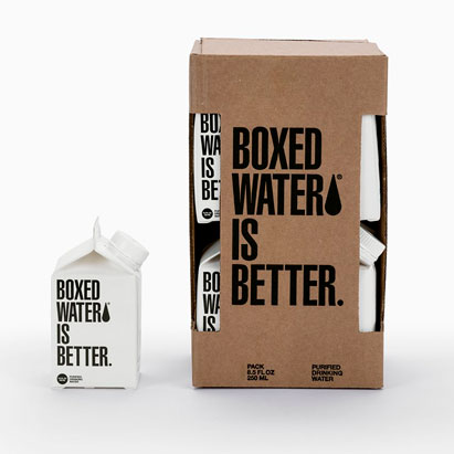 Boxed Water<br>250ml | 500ml | 1Litre
