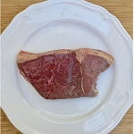 **Round Steak Grass Fed Beef per lb