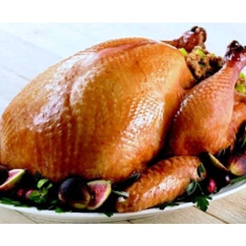Whole Turkey Organic Pastured (NON-Soy)
