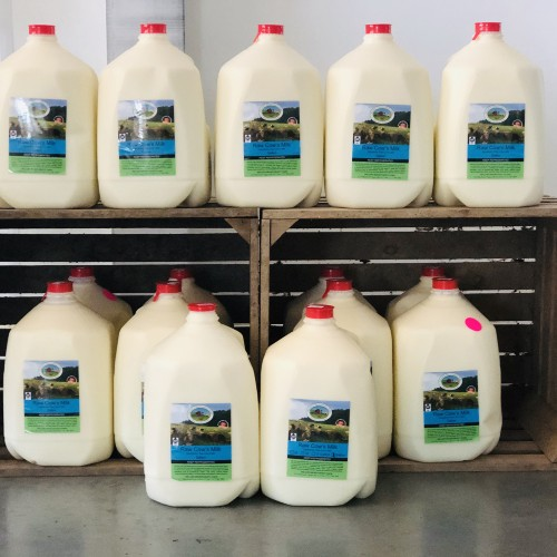 A2 Milk Bundle, 20 gallons