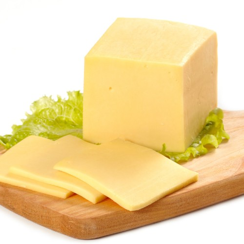 Big A2 Sharp Cheddar Cheese Block (Avg. 5 lb.)