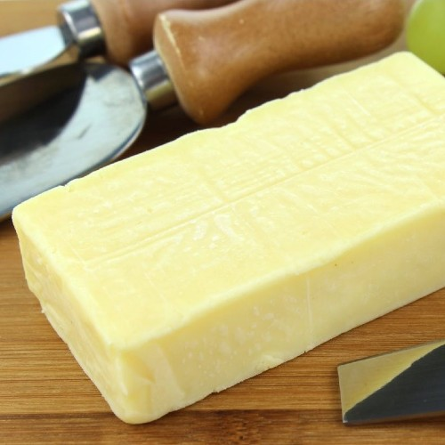 Big A2 Colby Cheese Block (Avg. 5lb)