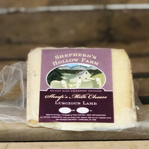 Sheep Rind-Ripened Cheese, 8oz