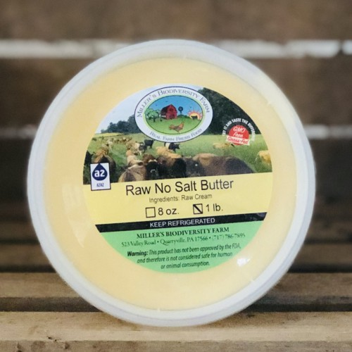 Salted A2 Butter, 1lb