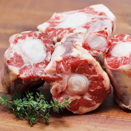 Ox Tail. (Avg. 2.6 lb.)