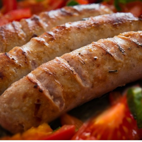 Pork Kielbasa Breakfast Sausage Links. (Avg. 1 lb.)