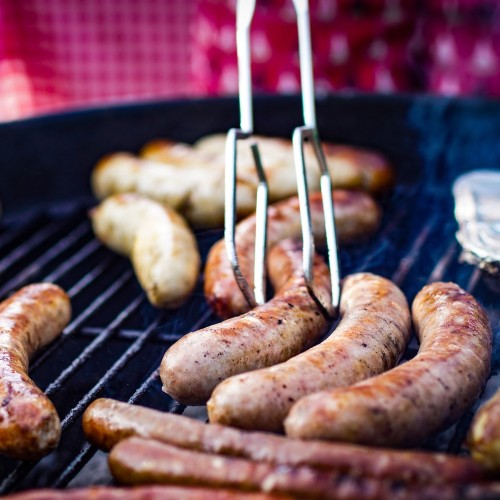 Amish Sausage Links., 20 pack (Avg. 20 lb.)