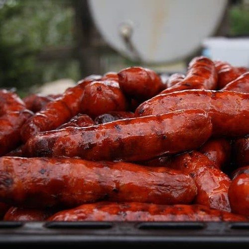 Chorizo Sausage Links. (Avg. 1 lb.)