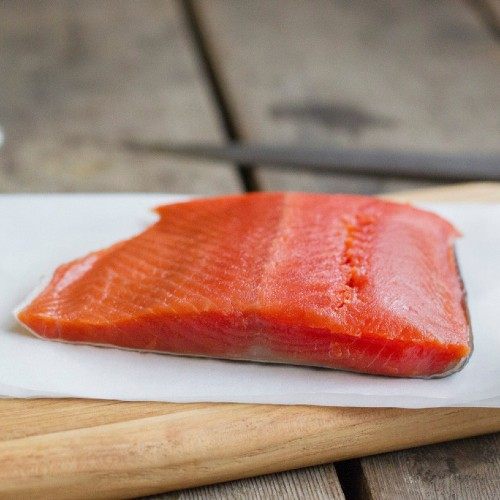 Alaska Wild Salmon Portions (Avg. 5.6 oz.)