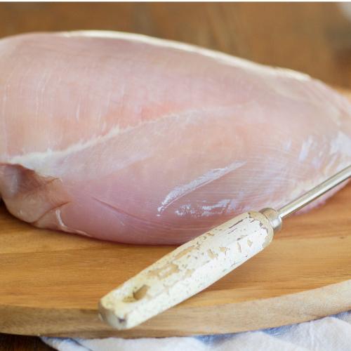 Turkey Breast (Avg. 1.2lb)