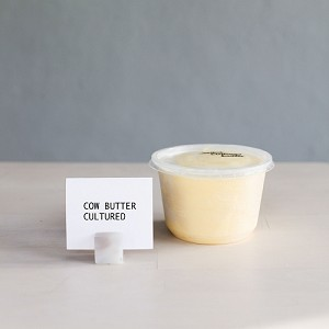 *Cow Butter Cultured