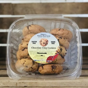 Gluten-Free Chocolate Chip Cookies, 10-pack