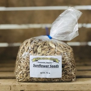 Organic Pre-Soaked Sunflower Seeds, 8oz