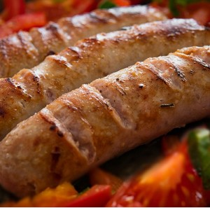 Kielbasa Beef Breakfast Sausage Links, 10 pack